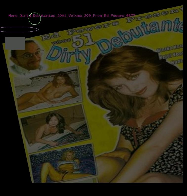 More Dirty Debutantes 2001 Volume 209 From Ed Powers
